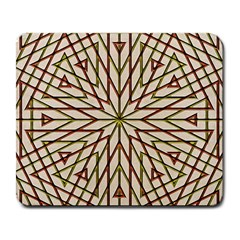 Kaleidoscope Online Triangle Large Mousepads