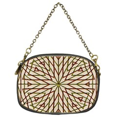 Kaleidoscope Online Triangle Chain Purses (one Side)  by BangZart