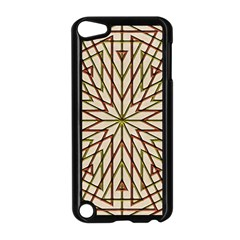 Kaleidoscope Online Triangle Apple Ipod Touch 5 Case (black)