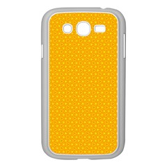 Texture Background Pattern Samsung Galaxy Grand Duos I9082 Case (white)