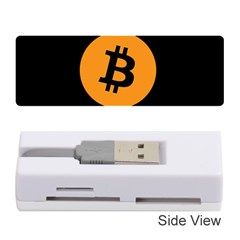 I Accept Bitcoin Memory Card Reader (stick)