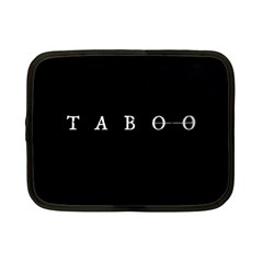 Taboo Netbook Case (small)  by Valentinaart