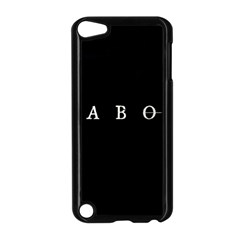 Taboo Apple Ipod Touch 5 Case (black)