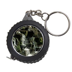 Water Waterfall Nature Splash Flow Measuring Tape by BangZart