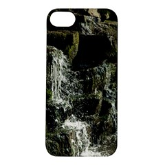 Water Waterfall Nature Splash Flow Apple Iphone 5s/ Se Hardshell Case by BangZart