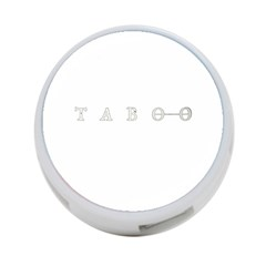 Taboo 4 Port Usb Hub (one Side)