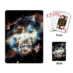 Universe Vampire Star Outer Space Playing Card