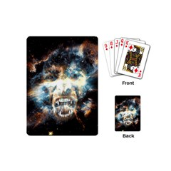 Universe Vampire Star Outer Space Playing Cards (mini)  by BangZart
