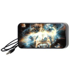 Universe Vampire Star Outer Space Portable Speaker