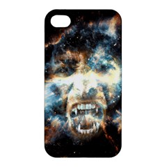Universe Vampire Star Outer Space Apple Iphone 4/4s Hardshell Case