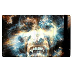 Universe Vampire Star Outer Space Apple Ipad 3/4 Flip Case by BangZart