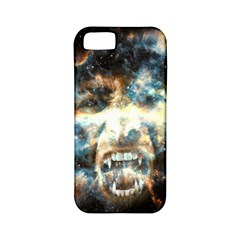 Universe Vampire Star Outer Space Apple Iphone 5 Classic Hardshell Case (pc+silicone)
