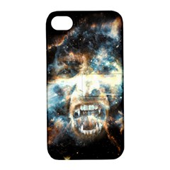 Universe Vampire Star Outer Space Apple Iphone 4/4s Hardshell Case With Stand by BangZart