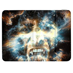 Universe Vampire Star Outer Space Samsung Galaxy Tab 7  P1000 Flip Case