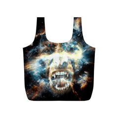 Universe Vampire Star Outer Space Full Print Recycle Bags (s)  by BangZart