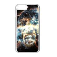 Universe Vampire Star Outer Space Apple Iphone 8 Plus Seamless Case (white)