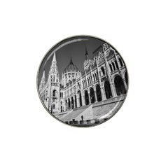 Architecture Parliament Landmark Hat Clip Ball Marker by BangZart
