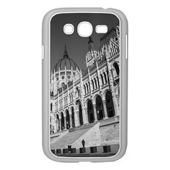 Architecture Parliament Landmark Samsung Galaxy Grand Duos I9082 Case (white) by BangZart