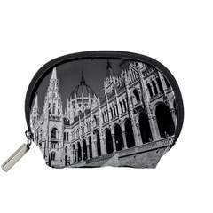 Architecture Parliament Landmark Accessory Pouches (small)  by BangZart