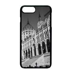 Architecture Parliament Landmark Apple Iphone 7 Plus Seamless Case (black) by BangZart