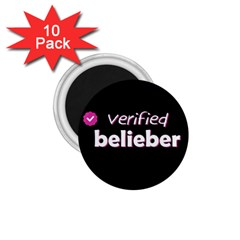 Verified Belieber 1 75  Magnets (10 Pack)