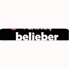 Verified Belieber Small Bar Mats by Valentinaart