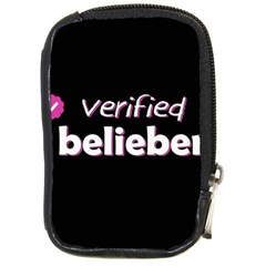 Verified Belieber Compact Camera Cases by Valentinaart