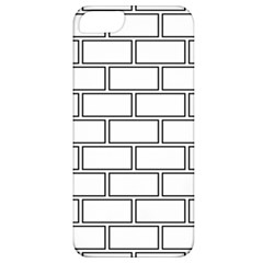 Wall Pattern Rectangle Brick Apple Iphone 5 Classic Hardshell Case by BangZart