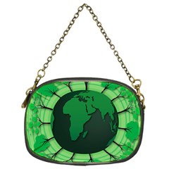 Earth Forest Forestry Lush Green Chain Purses (one Side)  by BangZart