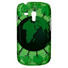 Earth Forest Forestry Lush Green Galaxy S3 Mini by BangZart