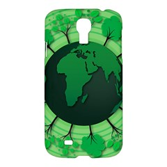 Earth Forest Forestry Lush Green Samsung Galaxy S4 I9500/i9505 Hardshell Case by BangZart