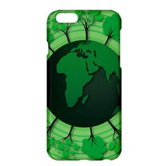 Earth Forest Forestry Lush Green Apple Iphone 6 Plus/6s Plus Hardshell Case by BangZart