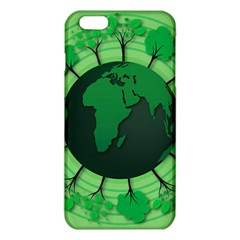 Earth Forest Forestry Lush Green Iphone 6 Plus/6s Plus Tpu Case by BangZart