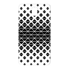 Triangle Pattern Background Samsung Galaxy Note 3 N9005 Hardshell Back Case