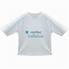 Verified Belieber Infant/toddler T Shirts by Valentinaart
