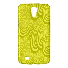 Yellow Oval Ellipse Egg Elliptical Samsung Galaxy Mega 6 3  I9200 Hardshell Case