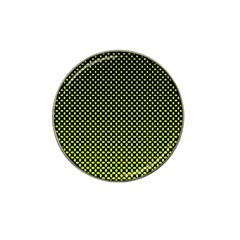 Pattern Halftone Background Dot Hat Clip Ball Marker (10 Pack) by BangZart