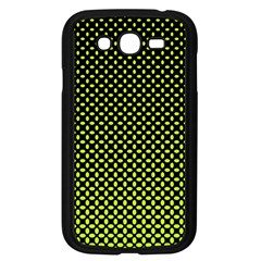 Pattern Halftone Background Dot Samsung Galaxy Grand Duos I9082 Case (black)