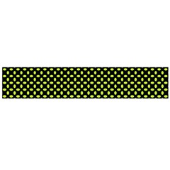 Pattern Halftone Background Dot Large Flano Scarf  by BangZart