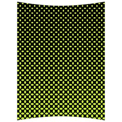 Pattern Halftone Background Dot Back Support Cushion by BangZart
