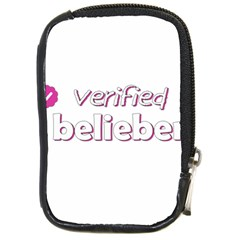 Verified Belieber Compact Camera Cases