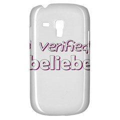 Verified Belieber Galaxy S3 Mini by Valentinaart