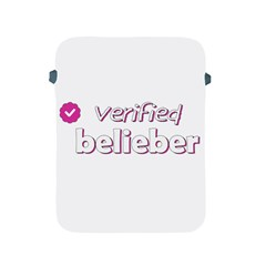 Verified Belieber Apple Ipad 2/3/4 Protective Soft Cases by Valentinaart