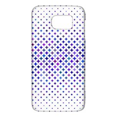 Star Curved Background Geometric Galaxy S6 by BangZart