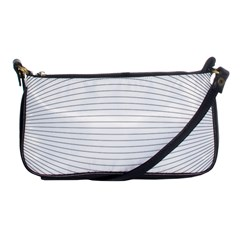 Pattern Background Monochrome Shoulder Clutch Bags