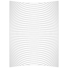 Pattern Background Monochrome Back Support Cushion