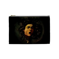 Medusa Cosmetic Bag (medium)  by Valentinaart
