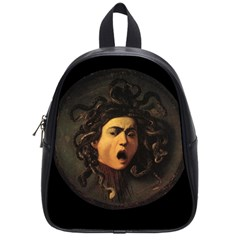 Medusa School Bag (small) by Valentinaart