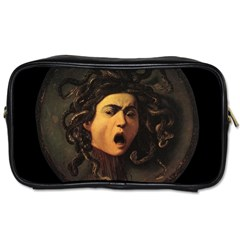Medusa Toiletries Bags 2 Side by Valentinaart
