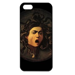 Medusa Apple Iphone 5 Seamless Case (black)